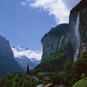山岳の夏は深緑色~♪