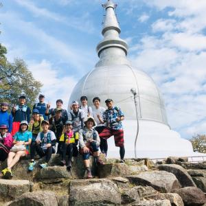 可部連山トレラン対策!広島でトレラン入門講習会