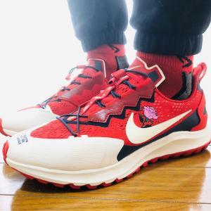 【Nike GYAKUSOU】ナイキのトレイルランシューズ「ズーム エア ペガサス 36」