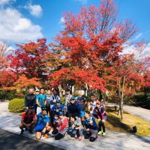 京都観光が楽しめる!京都トレイル東山コースを走りませんか?