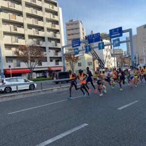 大阪マラソン2019 有名人・芸人リザルト