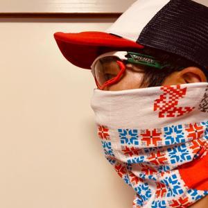 ランナーはマスクとしてネックゲイターを着用することをやめなさい