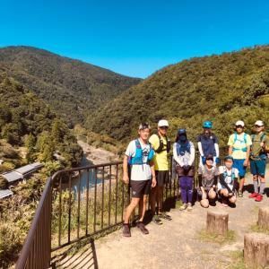4連休!水鉄砲サバゲ―と京都嵐山でトレイルラン