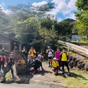 関西ススキの絶景!秋のるり渓谷トレイルランツアー