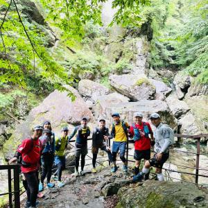 ヒロシ探検隊と行く!みたらい渓谷に観音峯山、奈良県の秘境の魅力