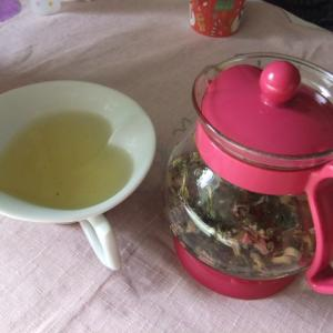 サロンでお出しするお茶