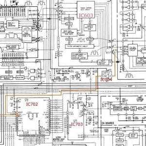 SONY CDP-502ES 修理 その5