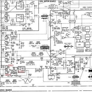 SONY CDP-502ES 修理 その9