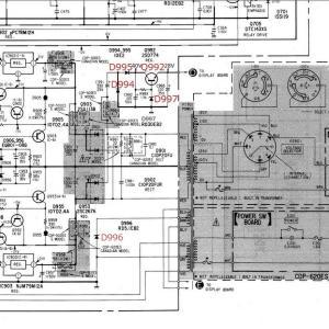 SONY CDP-502ES 修理 その11, 2号機完成!