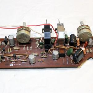 VICTOR JA-S41 修理 その6 右から音が出ま篇!