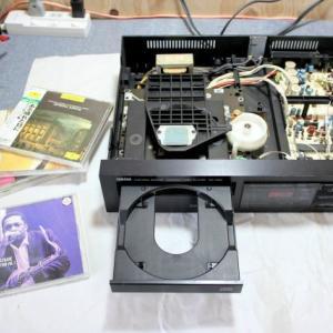 YAMAHA CD-550 修理再び