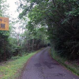 熊山登山 車道篇