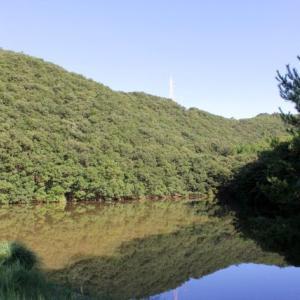 熊山 城山コースを登って経盛山で大山を・・・