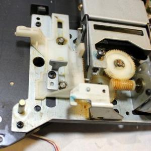 SONY CDP-502ES 3台目修理その2