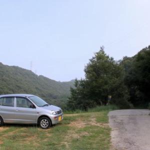 熊山登山 中尾鉄塔コースを登る!の巻