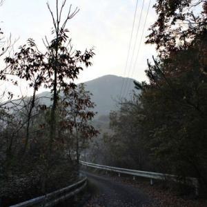 熊山登山 段谷尾根コースを登る!の巻