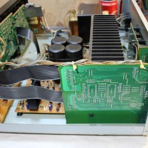 Technics SU-V80 修理 その3