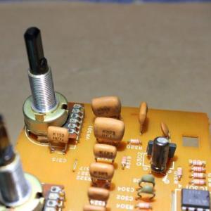 Technics SU-V80 修理 その4