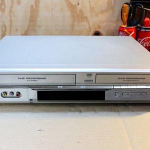 VICTOR DR-MV5 VHS&DVDレコーダー修理