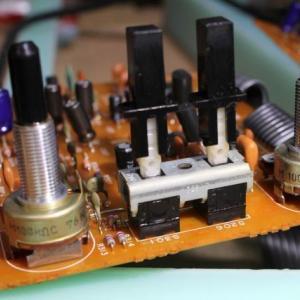 Technics SU-V80 修理 その5