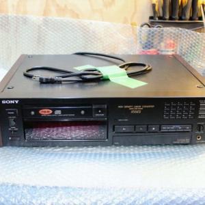 SONY CDP-X55ES 修理