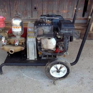 共立 WE360 高圧洗浄機修理