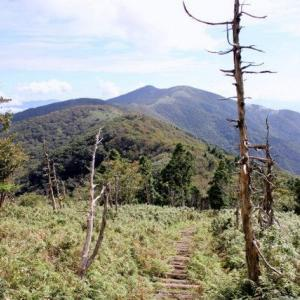 那岐山へ登って滝山へ行ってみる!の巻。