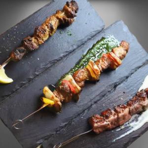 グラシアの串焼き & Bilbao 今日は串の日
