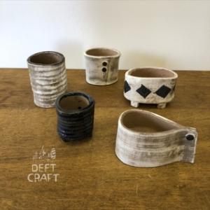【DEFT CRAFT】y's工房さんの植木鉢