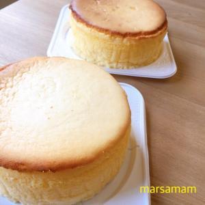 スフレチーズケーキ&和菓子レッスン開催しました