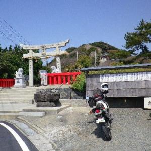 福岡県宗像市鐘崎・織幡神社