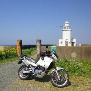 福岡県宗像市・筑前大島ツーリング4 筑前大島灯台で愛を叫ぶ。