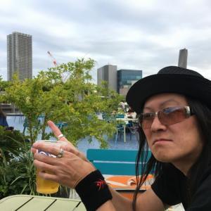 令和元年8回目 ビアガーデン池袋西武屋上&回し寿司『活』→豊田屋→天一 2019/10/10