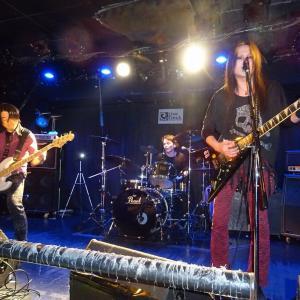 【写真集】RÖUTE LIVE!新宿ライブフリーク 令和二年三月二十五日 ライブ前後のひとこまも