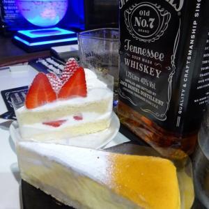 ジャックのお供を探せ!143 志木ケーキ屋ココアココ、ショートケーキ&ベイクドチーズケーキ