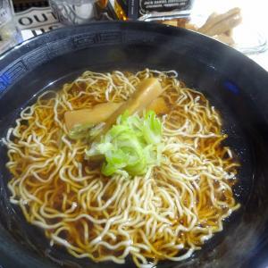 アメリカカブレかもろ日本人か分からぬ食卓 141 飛騨高山ラーメン 醤油