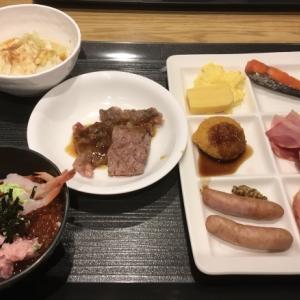 函館国際ホテルの朝ごはん♪