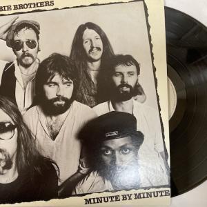 私が一番聴いたアルバム「ドゥービー・ブラザーズ:ミニット・バイ・ミニット」♪