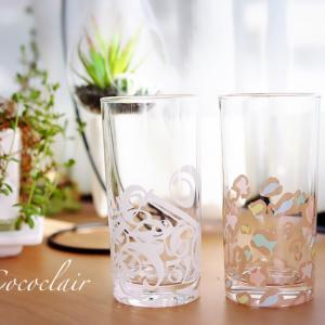 素敵グラスは、年中活躍します♪