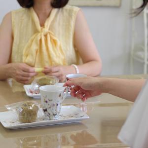 50代の素敵なお茶会