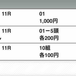 【秋のG19番勝負】マイルチャンピオンシップ予想