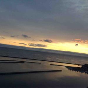 【北海道野球遠征】16階から海を見れば早く起きれることが判明