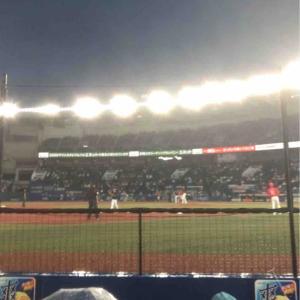 【9.13野球観戦】備あれば雨でも楽しいZOZOマリン