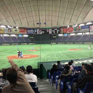 【観戦記録】2020 11.24ホンダ狭山ー大阪ガス