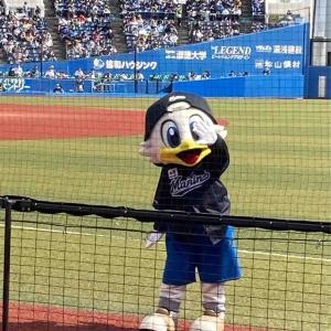 【4.11野球観戦】平井と鈴木の投げ合い