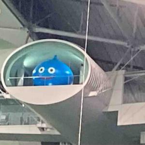 【6.13野球観戦】スライムだらけの札幌ドーム