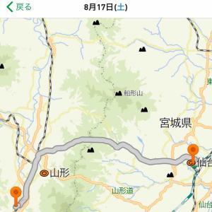 【happy week】8.16東北旅行〜かみのやま温泉へ