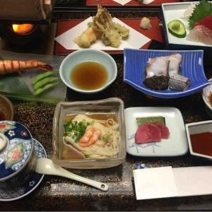 【happy week】8.16東北旅行〜最後の晩餐
