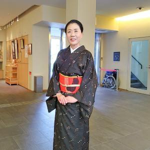 初下ろしの久米島に八寸で阪急池田の逸翁美術館へ