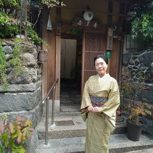 京都一人旅最終日